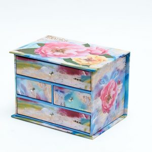 JB16003 Multi Drawers Jewelry Box