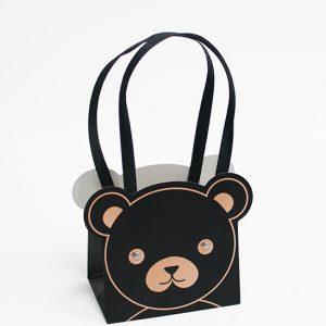 8161 Black Bear Bag