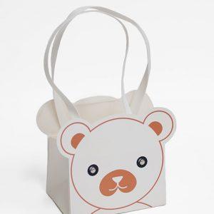 8161 White Bear Bag