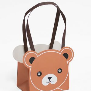 8161 Coffee Bear Bag